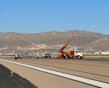 ELP Runway 8R-26L Rehabilitation
